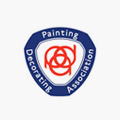 An image of the Painting and Decorating Association logo to demonstrate that A&J Painters and Decorators are part of the association.